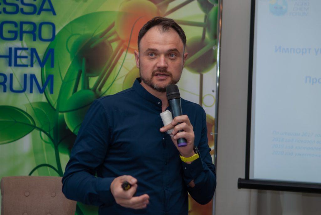 Дмитрий Гордейчук — руководитель ИА «Инфоиндустрия»