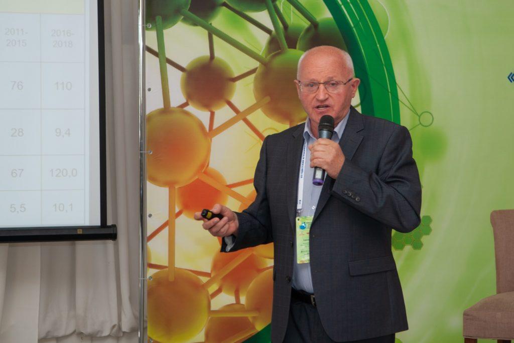 Доктор Святослав Балюк рассказал о состоянии и проблемах грунтов, а также инвестпроектах добычи фосфора в Украине