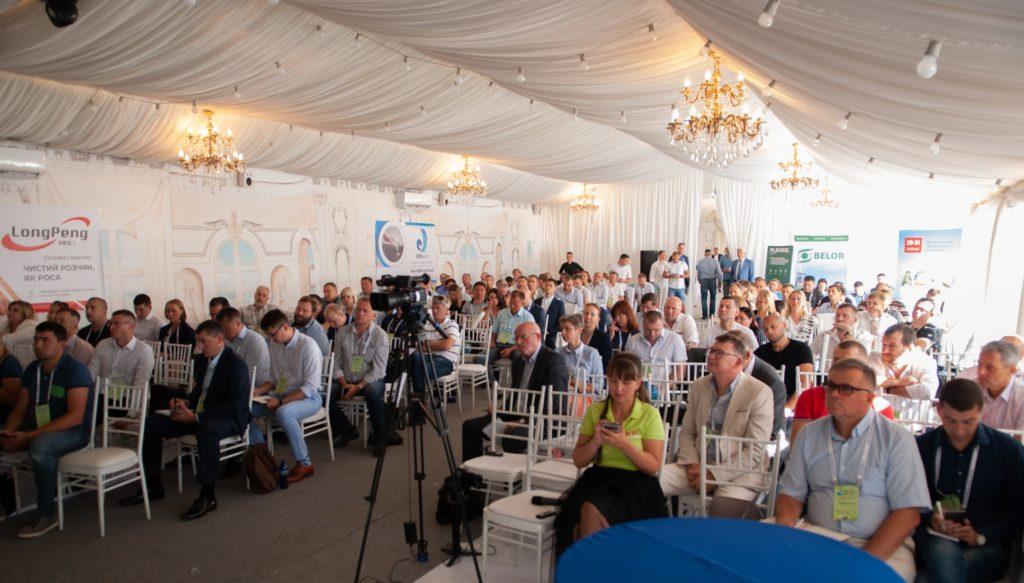 Одесский Агрохимический Форум 2019 собрал почти 3 сотни участников из разных стран