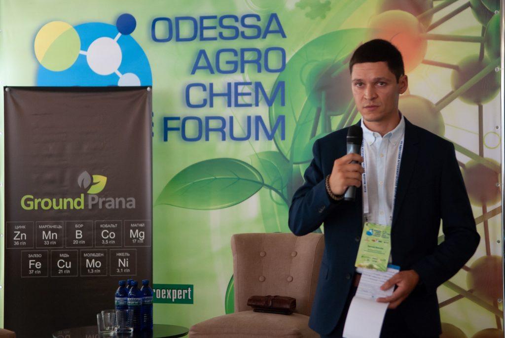 Максим Панчев рассказывает о реалиях бизнеса украинского производителя удобрений